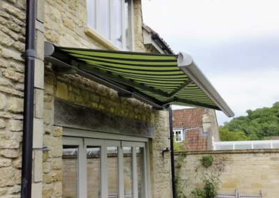 Markilux Awning Project