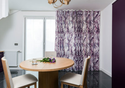 Earthed Curtains Project