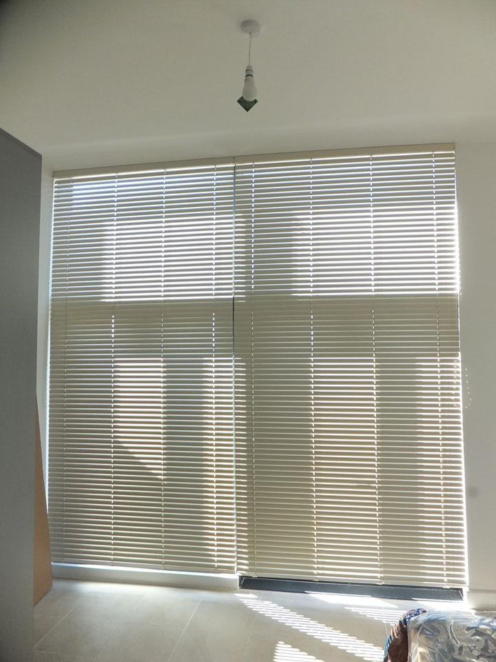 Luxaflex Venetian Blinds Design Project Bath Metal