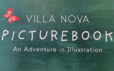 Villa Nova Picturebook Children's Fabric Explained.