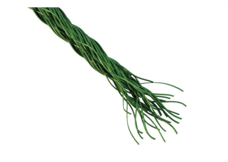 FLX Yarn recycled plastic eco-thread fabric