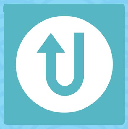 U-Turn recycling group logo