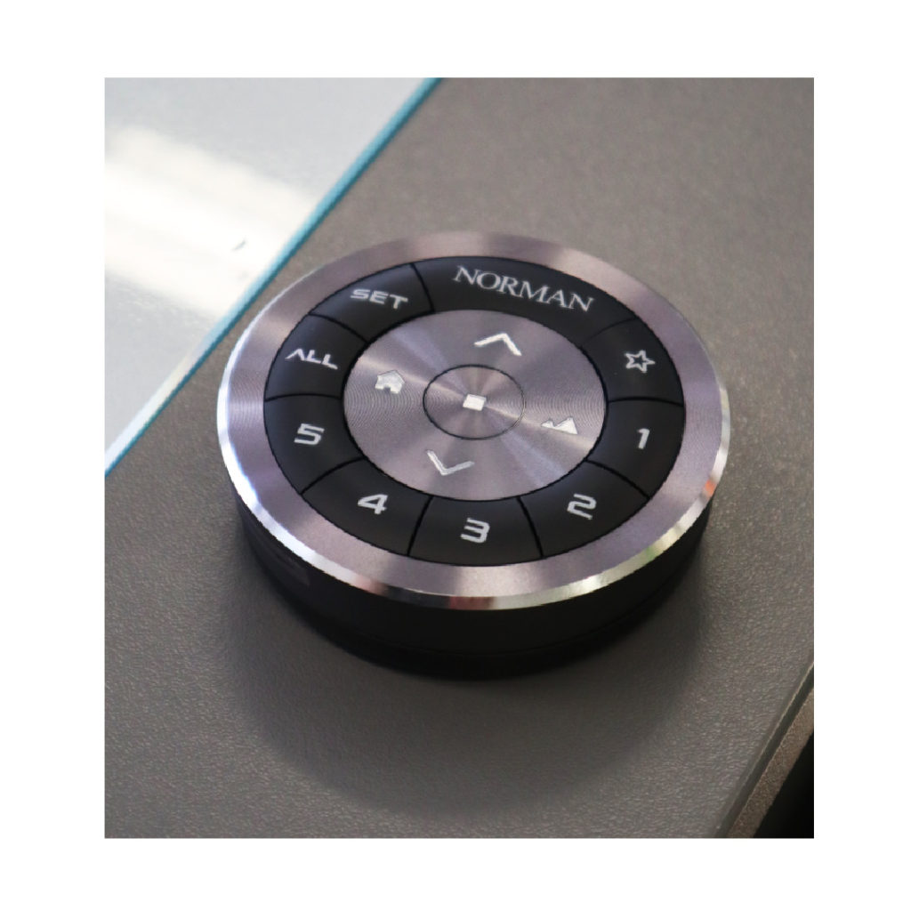 PowerMotion Automated Shutter remote