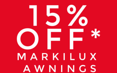 Markilux Awning Sale Bath – 15% off Awnings