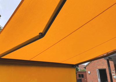 Markilux 970 Awning Project
