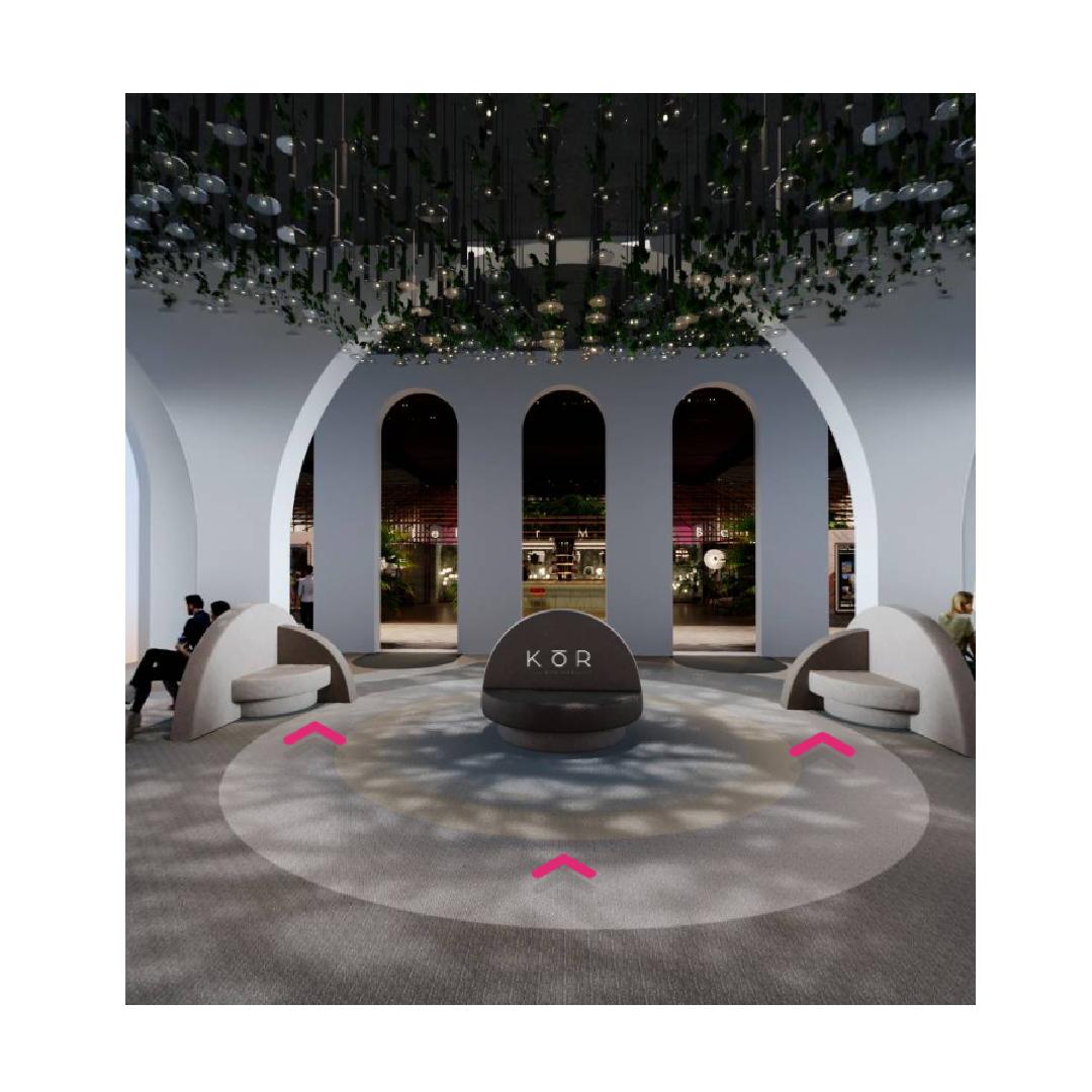 Hotel 2035 virtual tour entrance