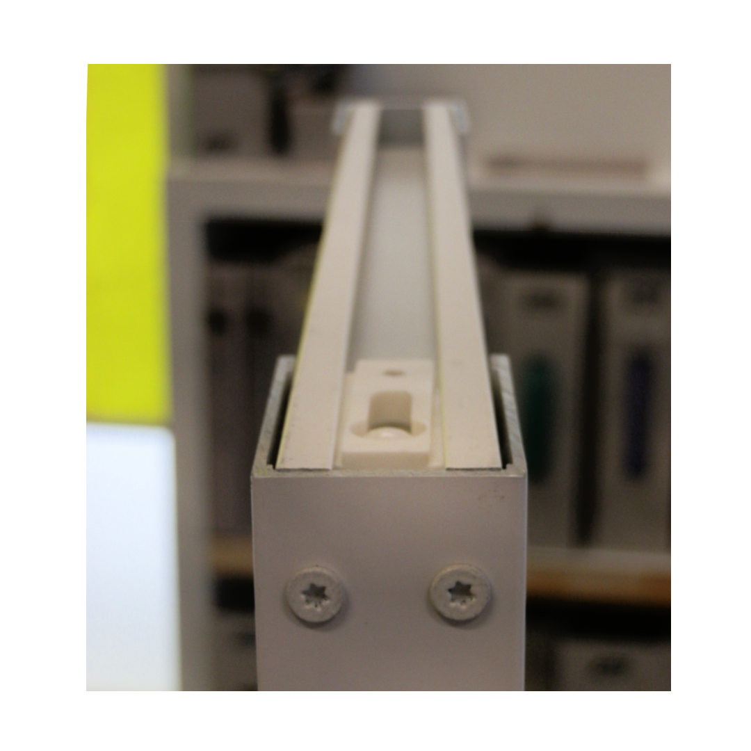 Aluminium frame Portchester shutter range
