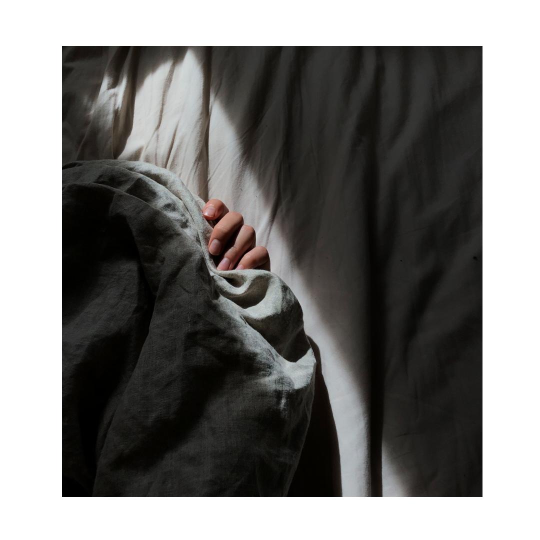 Light creeping into bedroom disturbing sleep