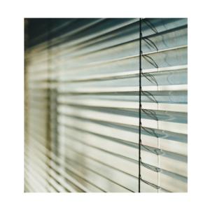 metal venentian blinds custom made